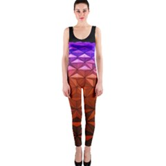Abstract Ball Colorful Colors Onepiece Catsuit by Amaryn4rt