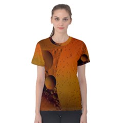 Abstraction Color Closeup The Rays Women s Cotton Tee by Amaryn4rt
