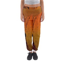 Abstraction Color Closeup The Rays Women s Jogger Sweatpants by Amaryn4rt