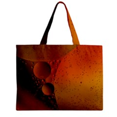 Abstraction Color Closeup The Rays Zipper Mini Tote Bag by Amaryn4rt