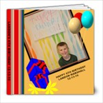 Landon s 6th - 8x8 Photo Book (20 pages)
