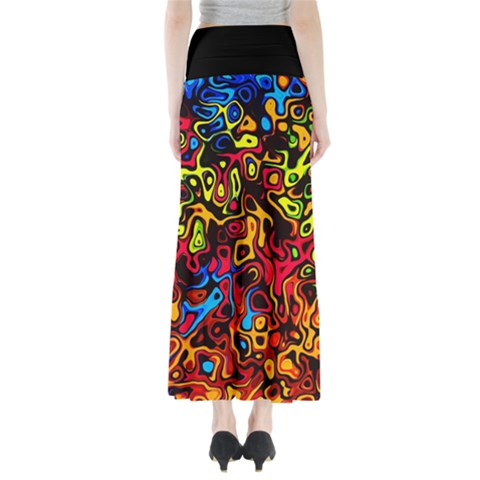 Full Length Maxi Skirt
