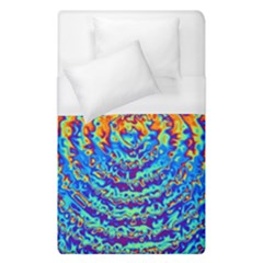 Background Color Game Pattern Duvet Cover (single Size) by Amaryn4rt