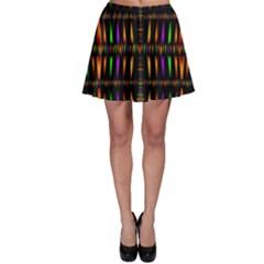 On Fire Skater Skirt