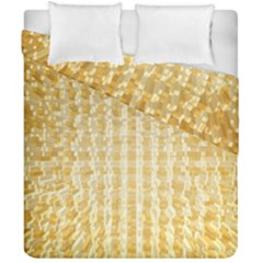 Pattern Abstract Background Duvet Cover Double Side (california King Size) by Amaryn4rt