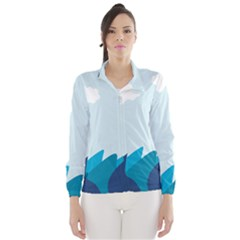 Sea Wind Breaker (women) by Amaryn4rt