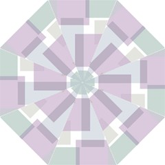 Abstract Background Pattern Design Golf Umbrellas