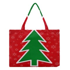 Christmas Tree Medium Tote Bag