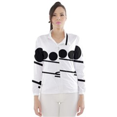 Bobsleigh Pictogram Wind Breaker (women)