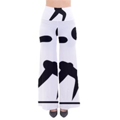 Cross Country Skiing Pictogram Pants by abbeyz71