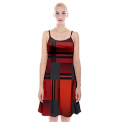 Hintergrund Tapete Spaghetti Strap Velvet Dress by Nexatart
