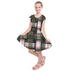 Hintergrund Tapete Kids  Short Sleeve Dress by Nexatart