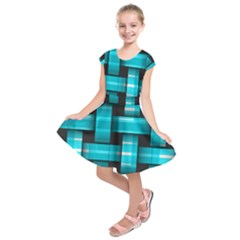 Hintergrund Tapete Kids  Short Sleeve Dress