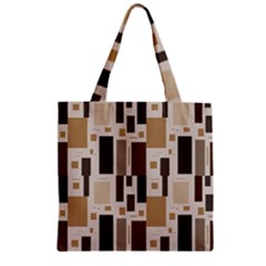 Pattern Wallpaper Patterns Abstract Zipper Grocery Tote Bag
