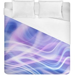 Abstract Graphic Design Background Duvet Cover (king Size) by Nexatart