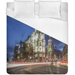 Architecture Building Exterior Buildings City Duvet Cover (california King Size) by Nexatart