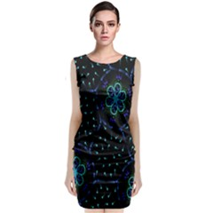 Computer Graphics Webmaster Novelty Classic Sleeveless Midi Dress