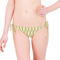 Elegant Pattern Bikini Bottom by Valentinaart