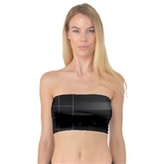 Grayscale Test Pattern Bandeau Top