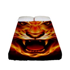 Tiger Fitted Sheet (full/ Double Size)