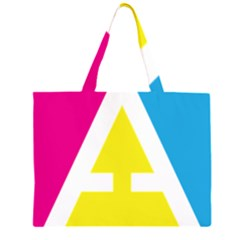 Graphic Design Web Design Zipper Large Tote Bag by Nexatart
