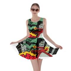 Monster Skater Dress