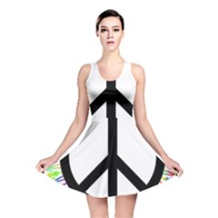 Male Man Boy Masculine Sex Gender Reversible Skater Dress