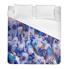 Advent Calendar Gifts Duvet Cover (full/ Double Size) by Nexatart