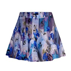 Advent Calendar Gifts Mini Flare Skirt by Nexatart