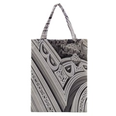 Arches Fractal Chaos Church Arch Classic Tote Bag by Nexatart