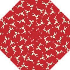 Christmas Card Christmas Card Hook Handle Umbrellas (large)