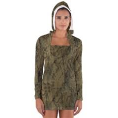 Complexity Women s Long Sleeve Hooded T Shirt by Nexatart