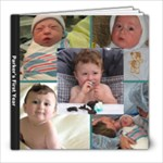 Parker s First Year - 8x8 Photo Book (30 pages)