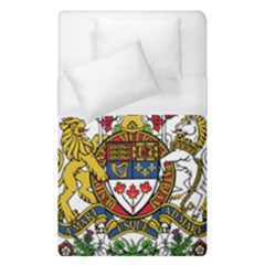 Canada Coat Of Arms  Duvet Cover (single Size) by abbeyz71