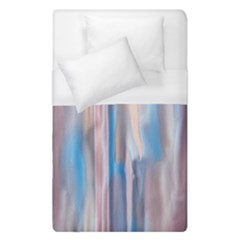 Vertical Abstract Contemporary Duvet Cover (Single Size) by Nexatart