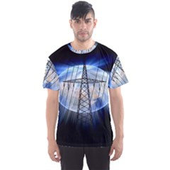 Energy Revolution Current Men s Sport Mesh Tee