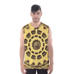 Gears Men s Basketball Tank Top by Nexatart