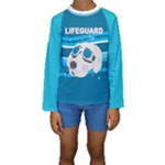 Kids  Long Sleeve Swimwear