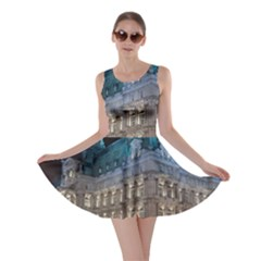 Montreal Quebec Canada Building Skater Dress