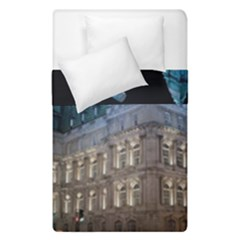 Montreal Quebec Canada Building Duvet Cover Double Side (single Size) by Nexatart