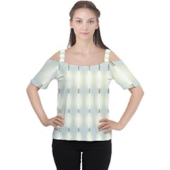 Lights Women s Cutout Shoulder Tee