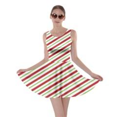 Stripes Skater Dress