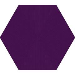 Purple Texture Mini Folding Umbrellas by Valentinaart
