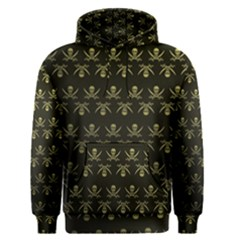 Abstract Skulls Death Pattern Men s Pullover Hoodie