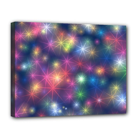 Abstract Background Graphic Design Canvas 14  X 11