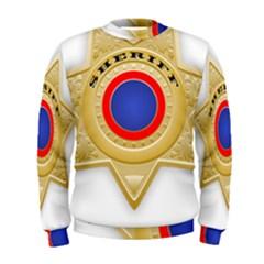Sheriff S Star Sheriff Star Chief Men s Sweatshirt
