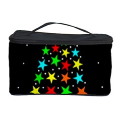 Christmas Time Cosmetic Storage Case by Nexatart