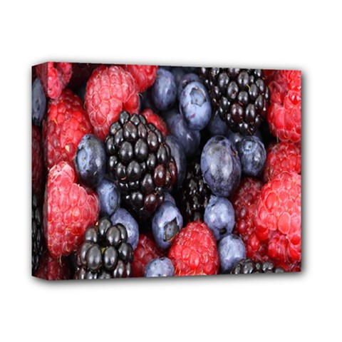 Forest Fruit Deluxe Canvas 14  X 11