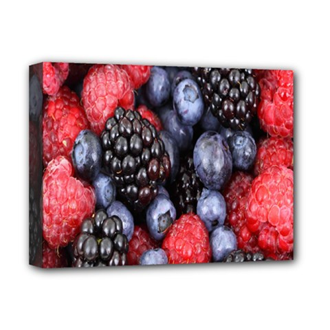 Forest Fruit Deluxe Canvas 16  X 12   by Nexatart