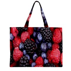Forest Fruit Mini Tote Bag by Nexatart